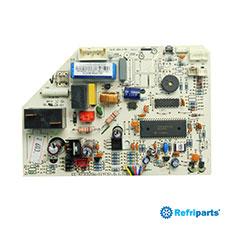 Placa Eletronica Evaporadora York Modelos Hlea07fs-ada, Hlea07fs-adr, Slea07fs-ada, Slea07fs-adr