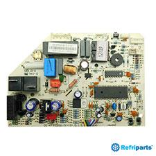 Placa Eletronica Evaporadora York Modelos Hlka07fs-ada, Hlka07fs-adr, Slka07fs-ada E Slka07fs-adr - Quente Frio - Multi Split