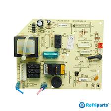Placa Eletronica Evaporadora York Modelos Mhc18b  Mhc25b
