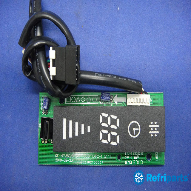 Placa Receptora Midea Modelos Msc09 12 Cr  Hr
