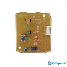 Placa Receptora Samsung Max Plus Modelos Aq, As Capacidade 09.000 Até 24.000 Btu