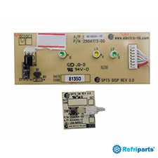 Placa Receptora York Modelos Mhc35b, Mhh35b Capacidade 36.000 Btu