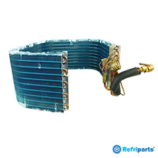 Serpentina Evaporadora Springer 24.000 Btu Modelos 40kwcb, 40kwca, 40kwqb, 40kwqa - Cassete