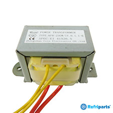 Transformador Midea Mse 7.000 A 18.000, Msw 9.000 A 12.000, Ms2g24, Ms3g2