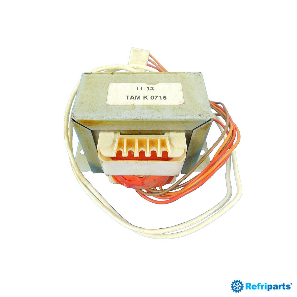 Transformador Tt-13 Ac 220-240v 50/60hz