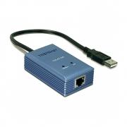 ADAPTADOR 10/100MBPS USB TU2-ET100 TU2-ET100 TRENDNET