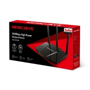 MW330HP(BR) ROTEADOR WIRELESS N 300MBPS HIGH POWER MERCUSYS