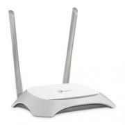 ROTEADOR WIRELESS N300MBPS COM 4PT LAN 1 PT WAN TL-WR840N(W) TP LINK