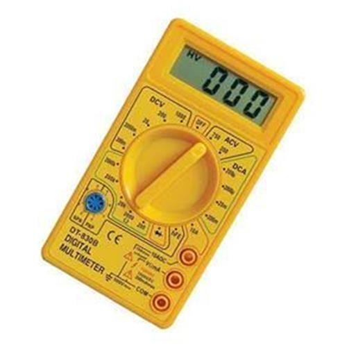 MULTIMETRO DIGITAL COM BEEP DT-830D-I SEC