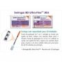 SERINGA DE INSULINA 0,3/30UI 6X0,25 CURTA (31G) ULTRA FINE C/10 BD