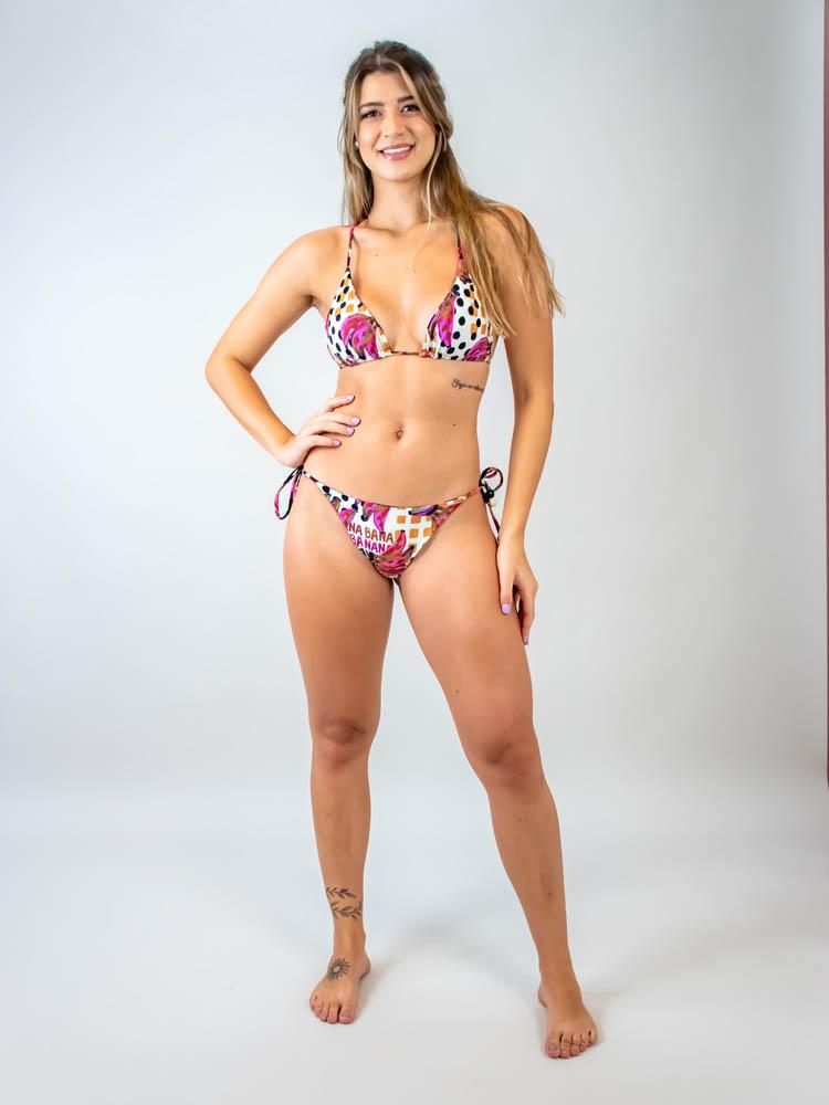 Bikini Farm Lacinho Double Bananatic