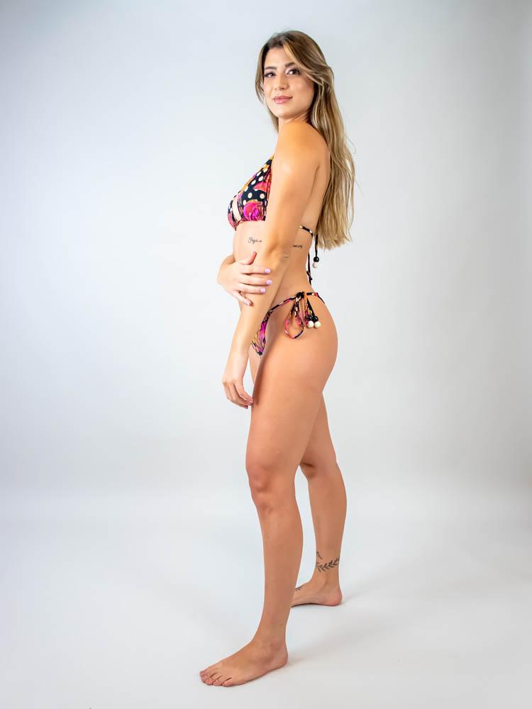 Bikini Farm Lacinho Double Bananatic  - Carmelina.com.br