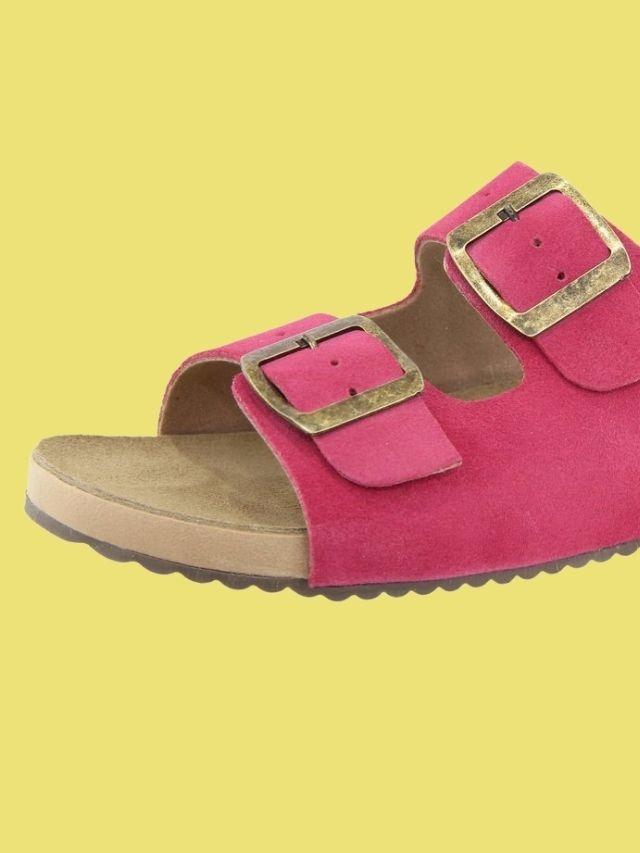 Birken Couro Pink