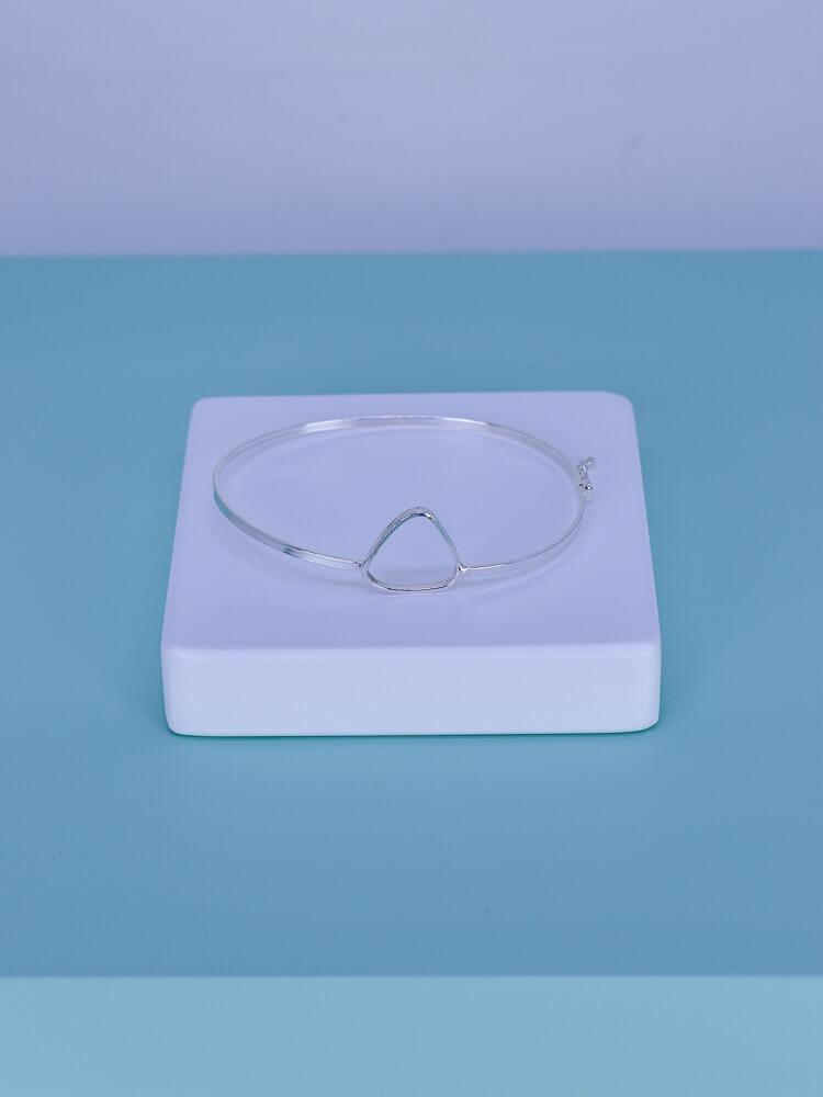 Bracelete Triangulo 6.5 cm