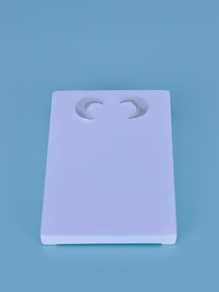 Brinco Lua Lisa 1,3 cm