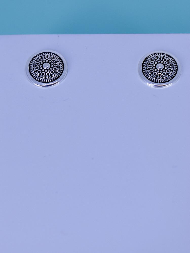 Brinco Mini Mandala