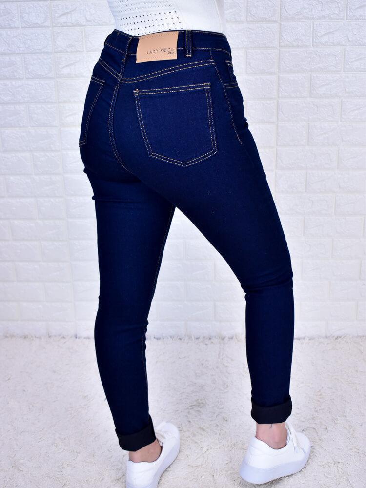 Calça Hot Pant Skinny  - Carmelina.com.br