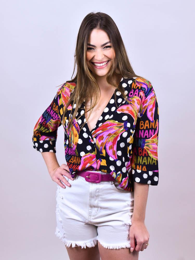 Camisa Farm Bananatic
