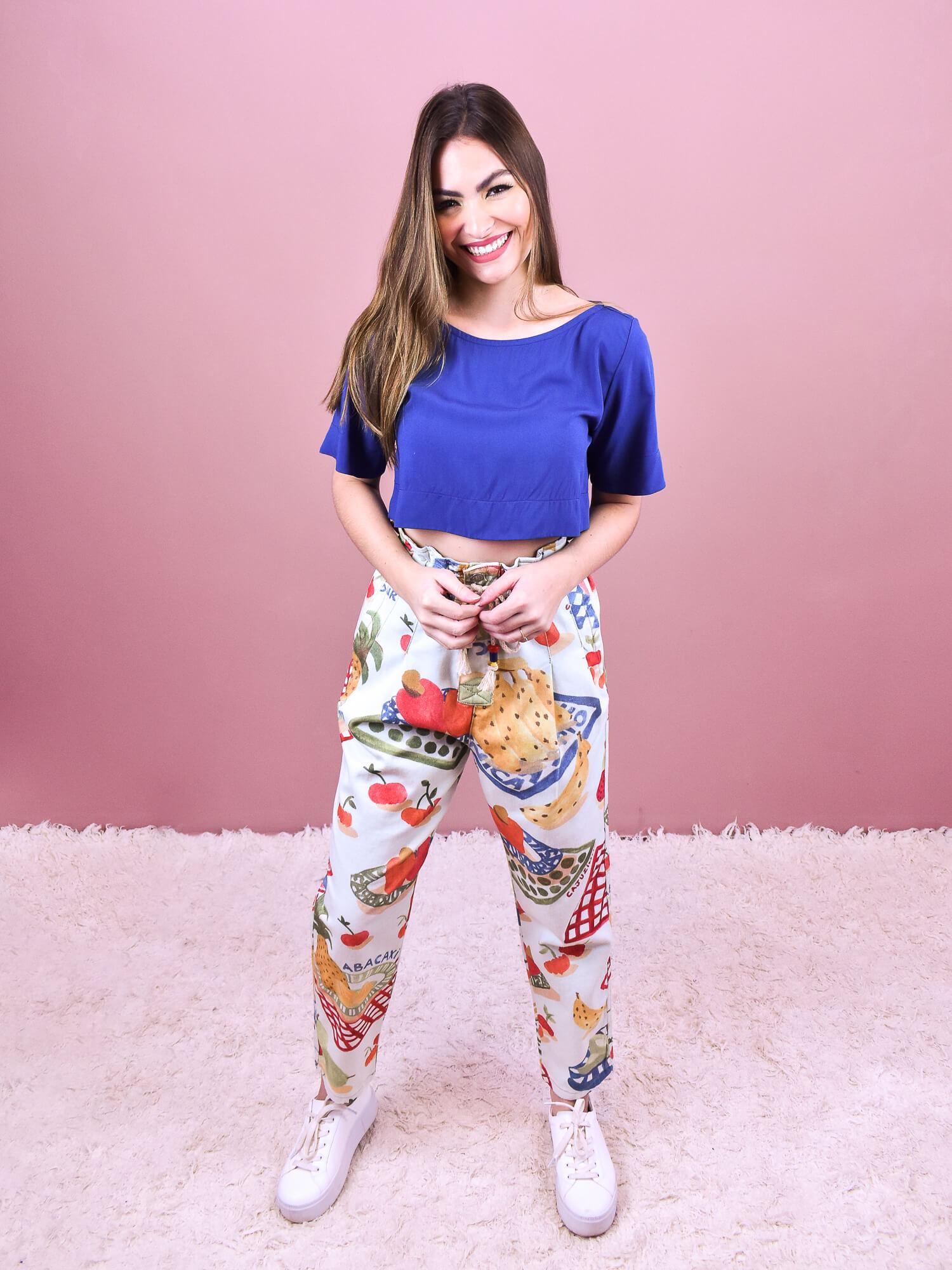 Cropped Jess Marinho  - Carmelina.com.br