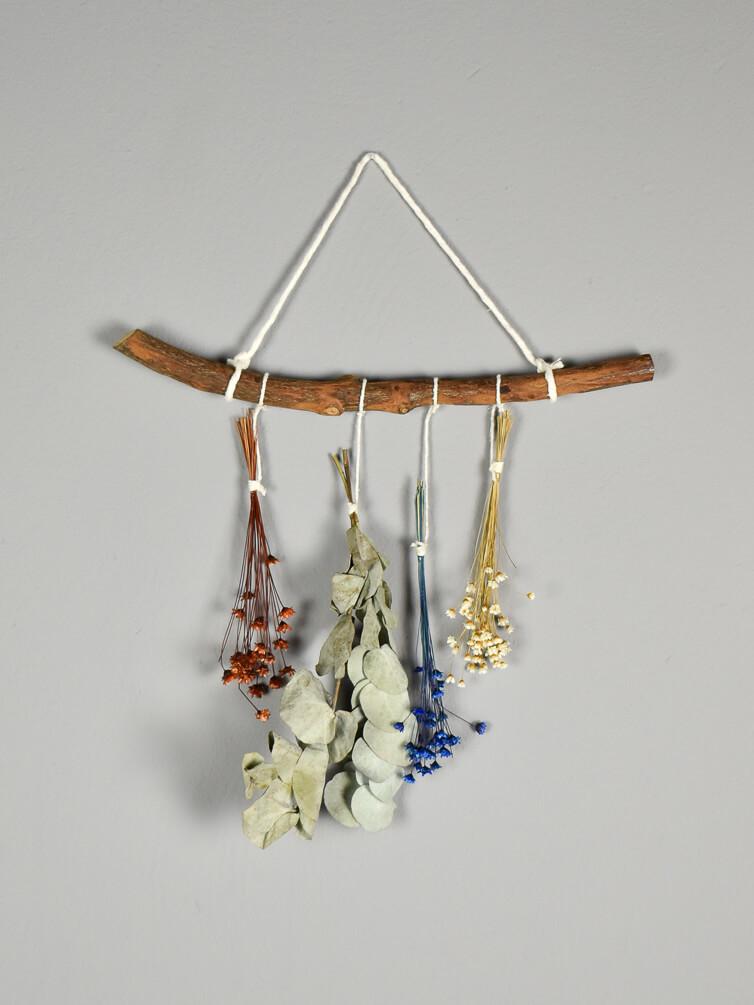 Dried Flowers I - COLAB  - Carmelina.com.br