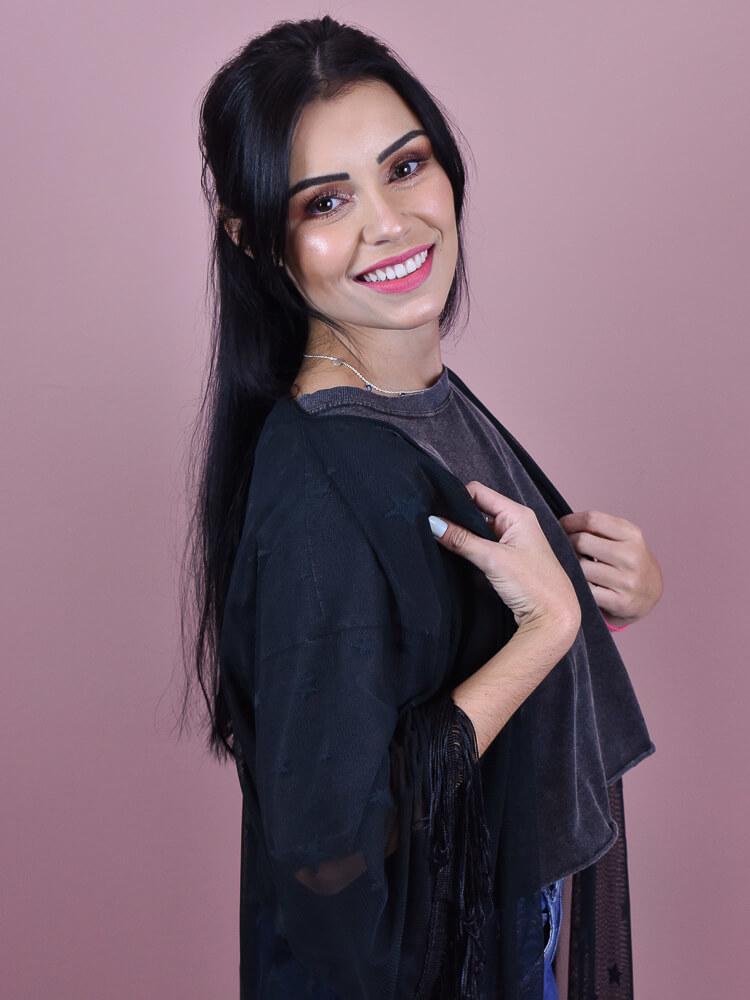 Kimono Sabrina  - Carmelina.com.br