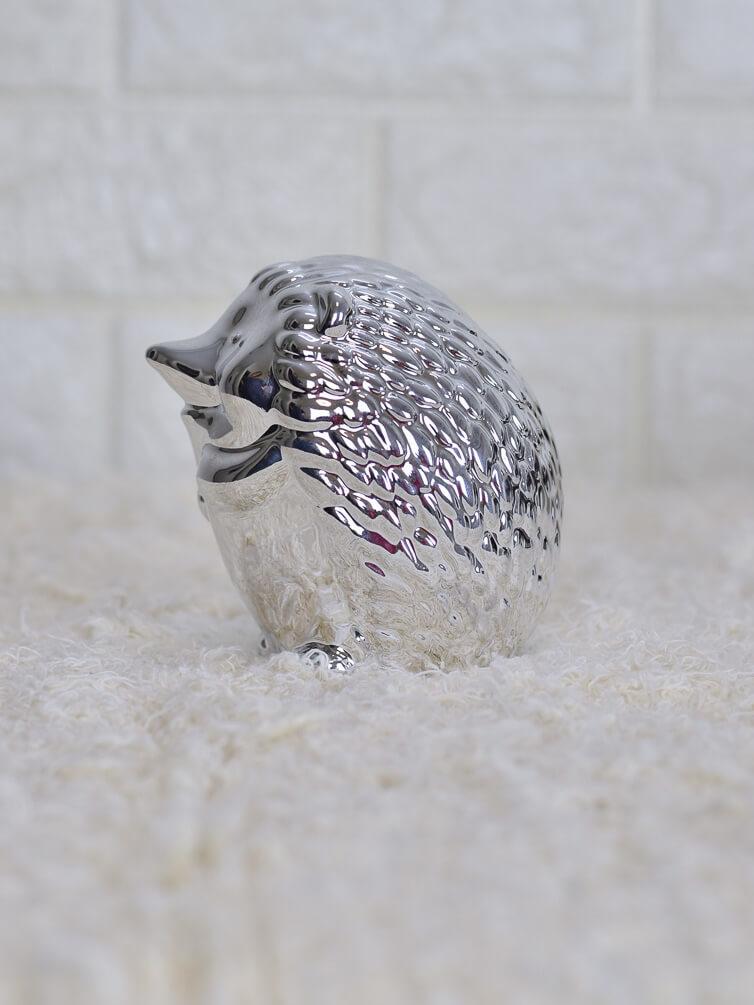 Mini Porco Espinho Silver  - Carmelina.com.br