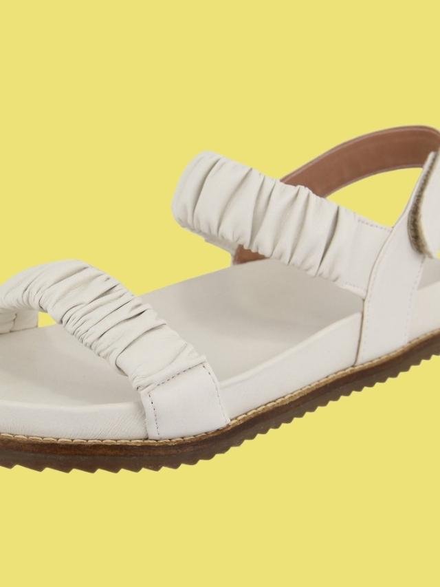 Sandália Papete Off-White