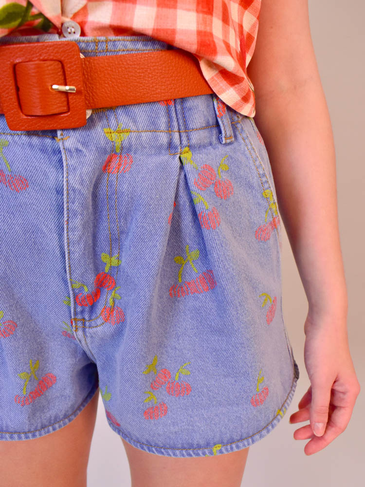 Short Jeans Farm Pitanguitas  - Carmelina.com.br