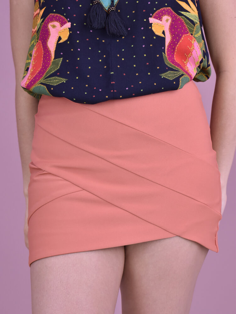 Short Saia Loie Guava