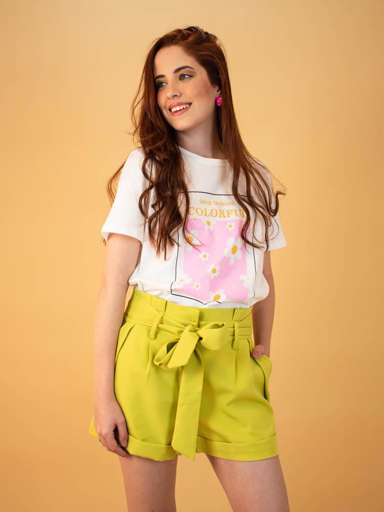 Tshirt Colorful