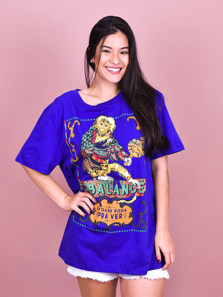 Tshirt Média Farm Silk O Balance Farm