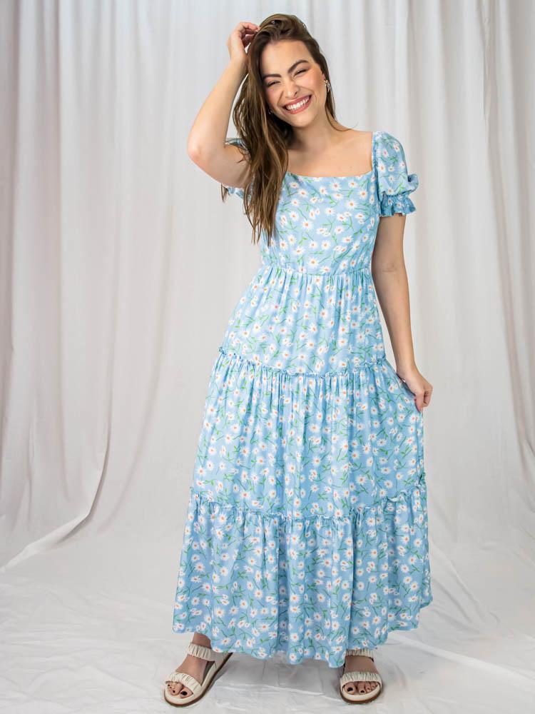 Vestido Maria Margaridas