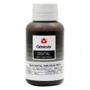 Tinta Sublimática GÊNESIS para Impressoras Epson 100ml (Preta)