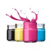 Tinta Sublimática para Impressoras Epson 100ml cada  (Kit 4 cores)
