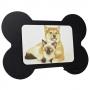 Porta Retrato MDF Para Sublimação Texturizado Preto e Branco 21x14,5cm - OSSO -