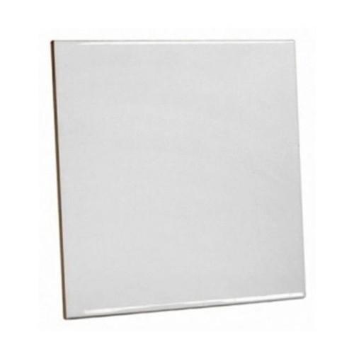 Azulejo Branco de Cerâmica para sublimação 15X15CM  - ALFANETI COMERCIO DE MIDIAS E SUBLIMAÇÃO LTDA-ME