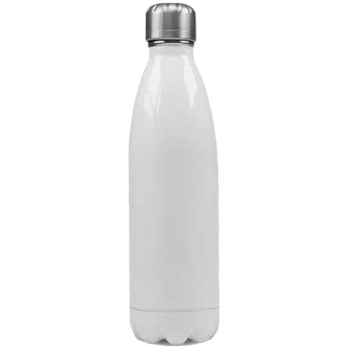 Garrafa Térmica Parede Dupla Branca (bbb) para Sublimação 750ml   - ALFANETI COMERCIO DE MIDIAS E SUBLIMAÇÃO LTDA-ME