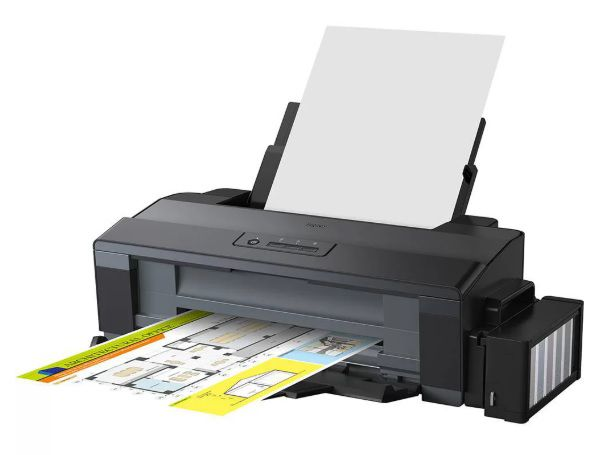 Impressora tanque de tinta Ecotank A3 L1300 Epson + kit de tinta sublimática  - ALFANETI COMERCIO DE MIDIAS E SUBLIMAÇÃO LTDA-ME