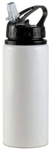 Squeeze de Alumínio Tampa Bico para Sublimação 500ml - Branco  - ALFANETI COMERCIO DE MIDIAS E SUBLIMAÇÃO LTDA-ME