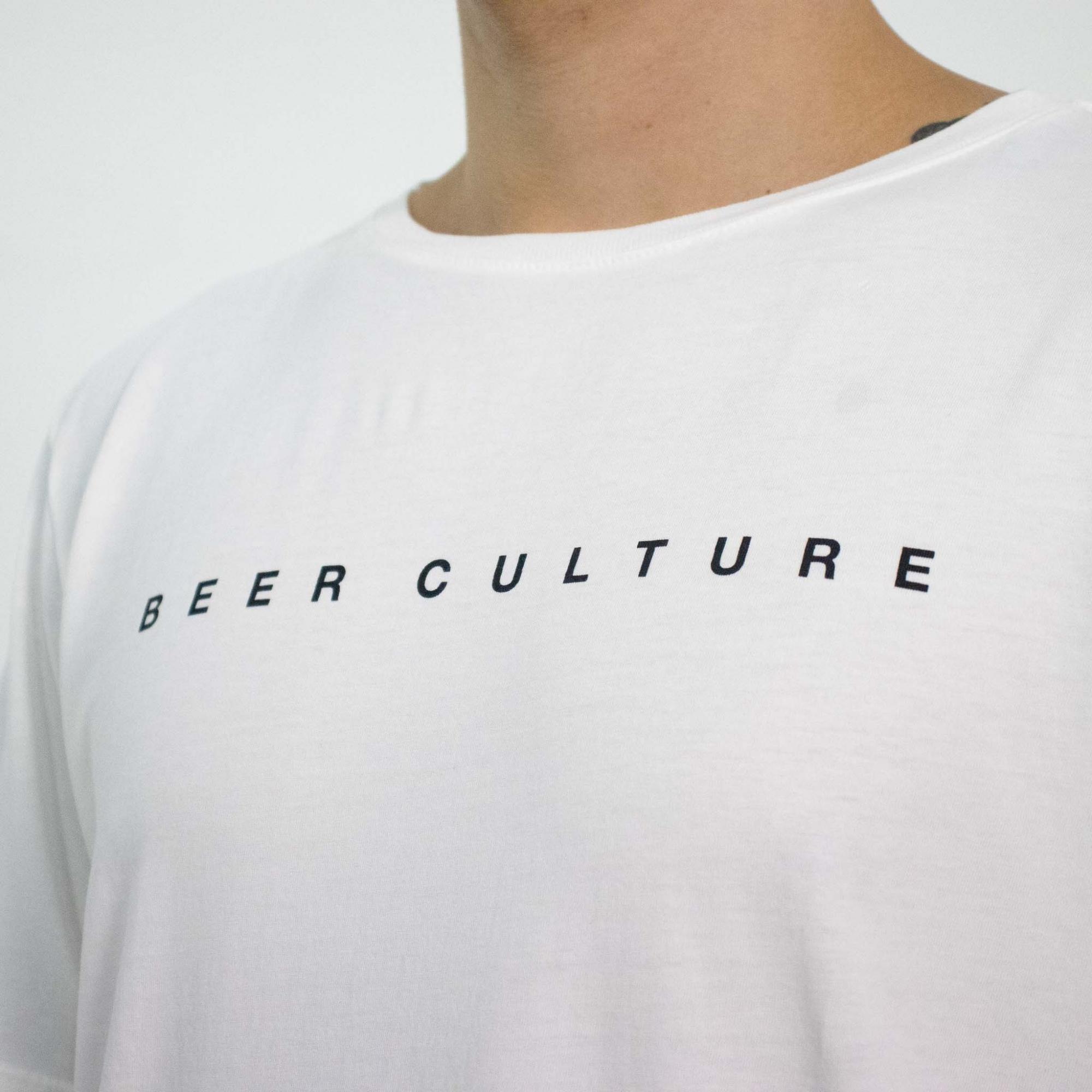 Camiseta Beer Culture