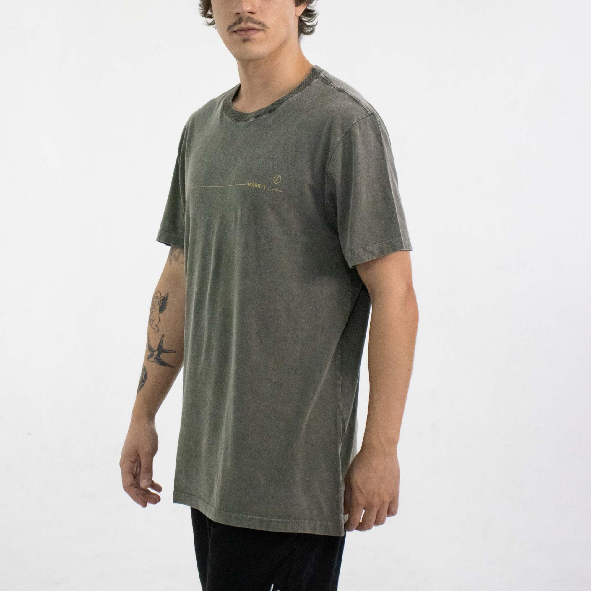 Camiseta Conilon Arábica