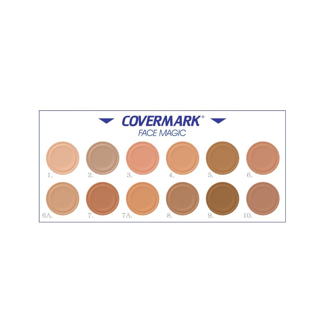 Covermark Face Magic - Refil