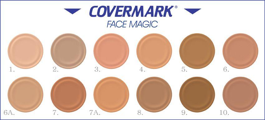 Paleta Profissional Face Magic