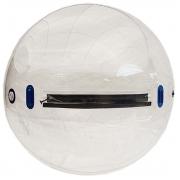 Water Ball 1,80m com Zíper Tizip - Acompanha Inflador Elétrico