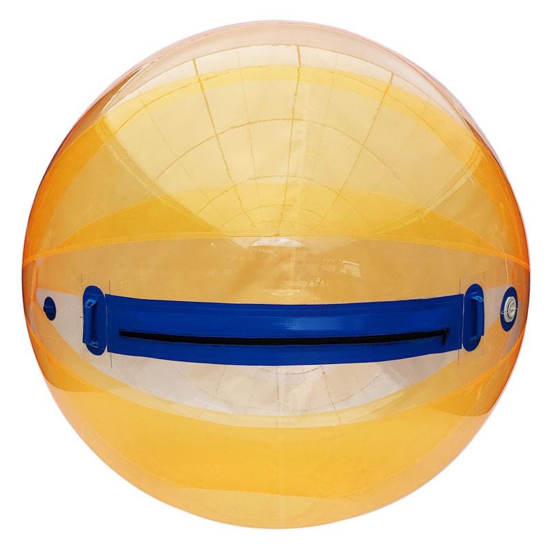 Water Ball 1,80m com Zíper Nacional - Colorida