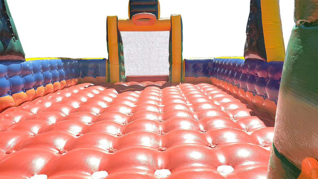 Futebol de Sabão Inflável 3 em 1 - Tamanho 5 x 10 m