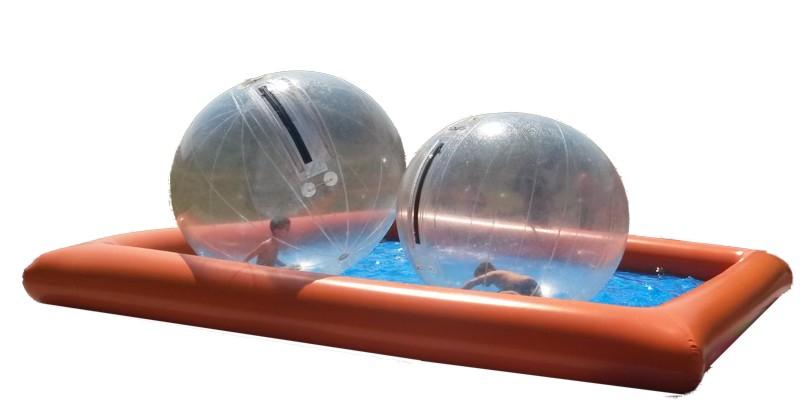 Piscina Inflável p/ Water Ball 5x5m