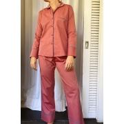 Pijama Classic Red
