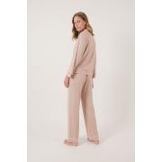 Pijama Nilo Rose com Botões