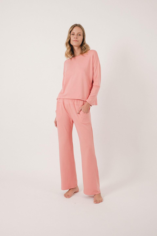 Homewear Moletinho Rosa